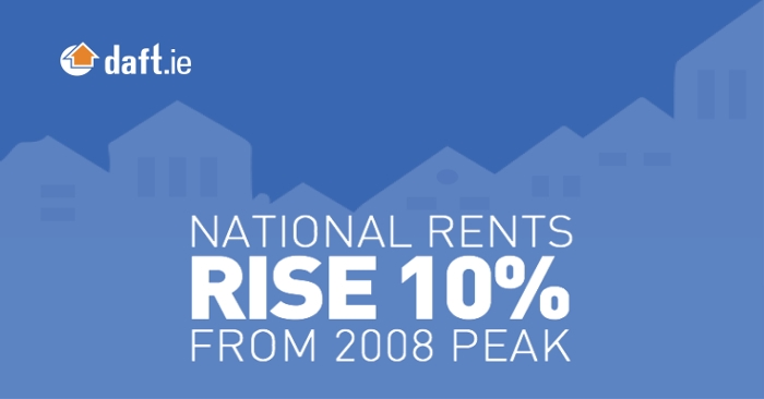 National rents rise 10%
