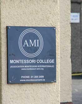 Montessori College Dublin