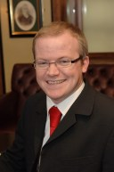Shane Kelly, President of the Union of Students in Ireland (USI)