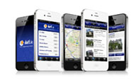 Find holiday homes with the Daft mobile App