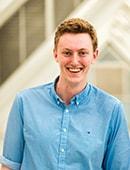 Kevin Keane, TCD Student Union President
