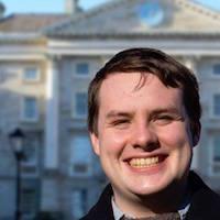 Kieran McNulty, TCD Student' Union President